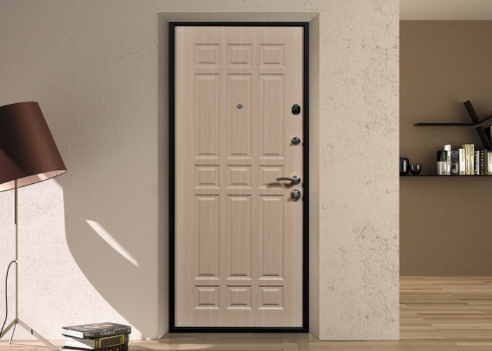 цвет входной двери изнутри
